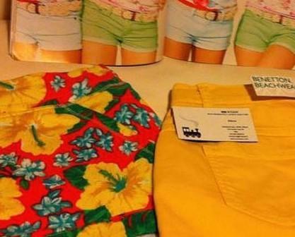 Benetton/Sisley stock. Abbigliamento Uomo - Donna - Bambino