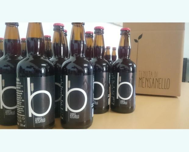 Birra Mensanello. Produzione propria