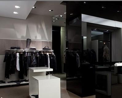 Punto acquisti. Showroom