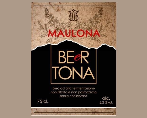 Maulona. Birra artigianale ad alta fermentazione.