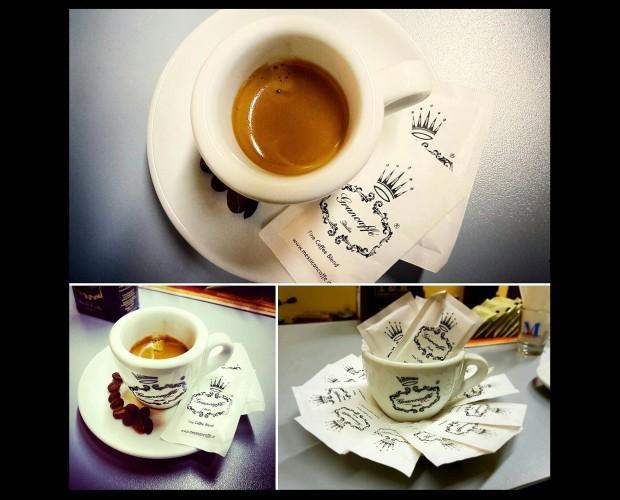 Miscela Oro. Caffè per uso professionale