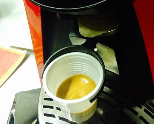 Caffè in Capsule.Caffè in cialde buono come quello al bar