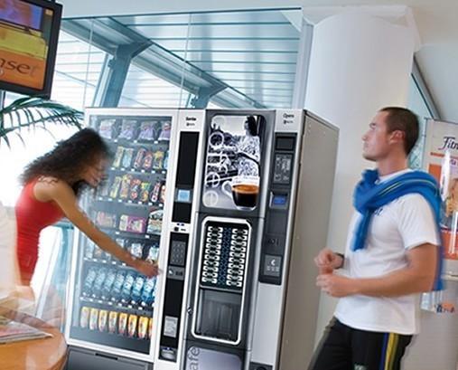 Distributori Automatici. Adatti per ogni azienda