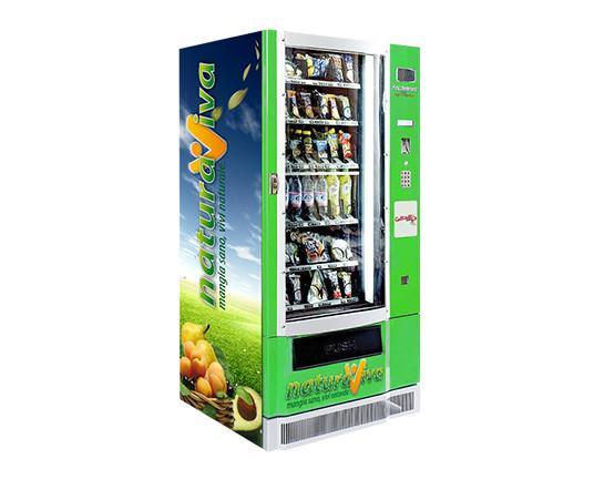 Noleggio Macchine vending.Natura Viva