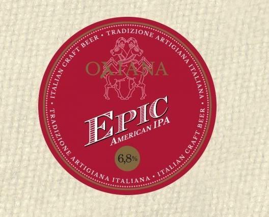 Epic. Birra artigianale in stile India Pale Ale