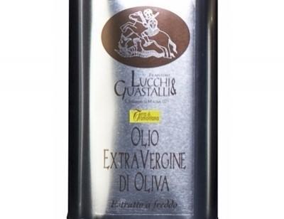 Olii aromatizzati e Bio. Bottiglie e latte fino a 5 litri