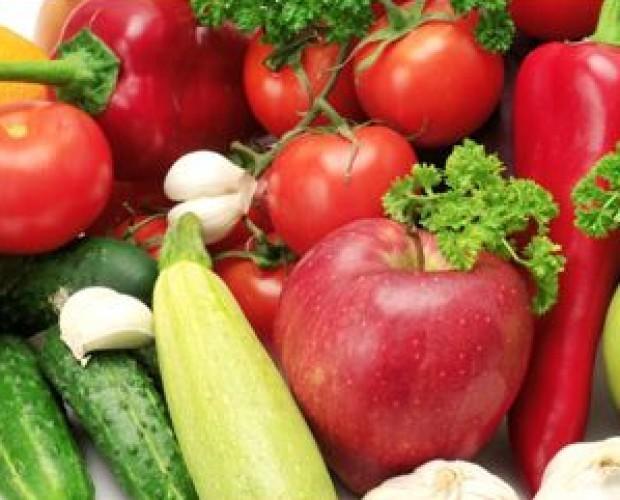 Verdure. Diversi metodi di cottura
