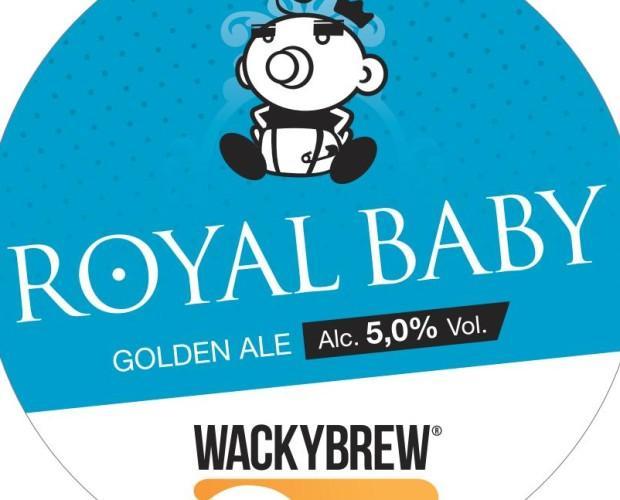 Royal Baby. Una Golden Ale - ALC 5,0% VOL.