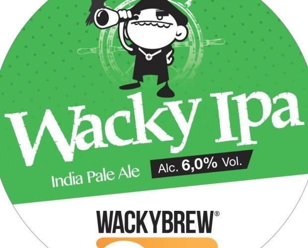 Wacky Ipa. Una India Pale Ale - ALC. 6,0% VOL.