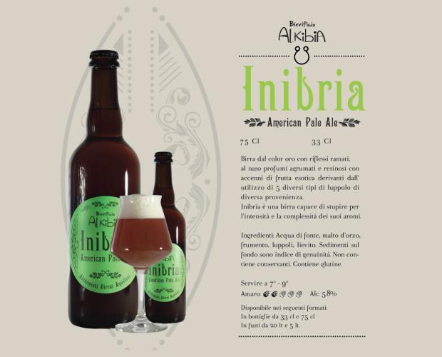 Inibria. Birra artigianale