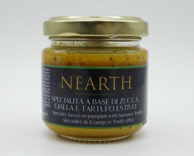 Crema Zucca e Tartufo. Per gli amanti dei prodotti più ricercati la crema zucca gialla e tartufo