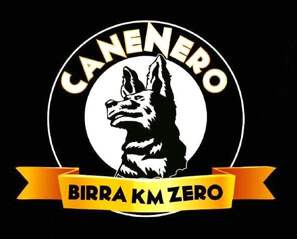 Logo CaneNero. Logo destinato alla grande distribuzione