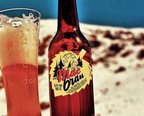 Birra artigianale. Realizzata con ingredienti selezionati.