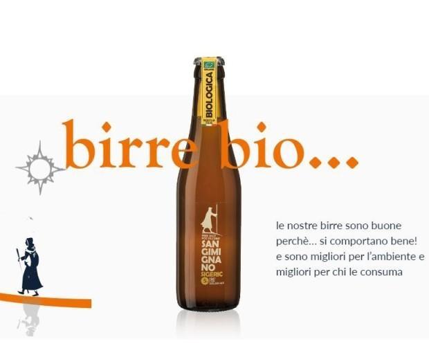 Bibite Alcoliche. Bottiglie di Birra con alcol. Prodotti Toscani di Qualità
