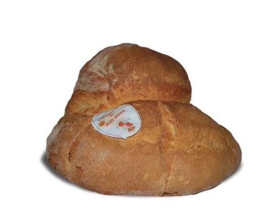 Pane. Pane speciale. Prodotto tipico della tradizione locale.
