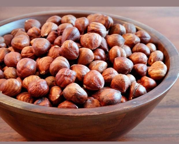 . Hazel Nuts
