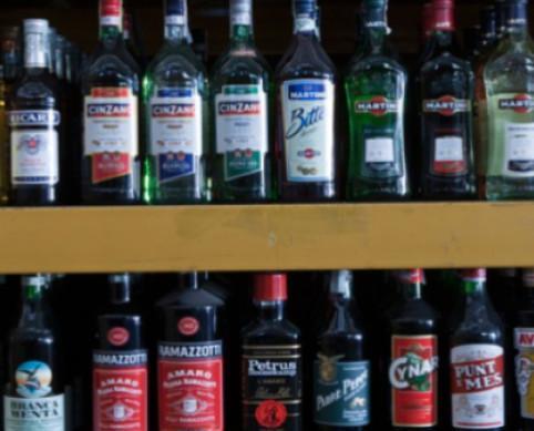 Bevande alcoliche. Ampia gamma e moltissimi marchi