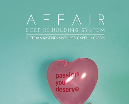 Affair. Deep Rebuilding System (Mr. Lover Perfect Brush)