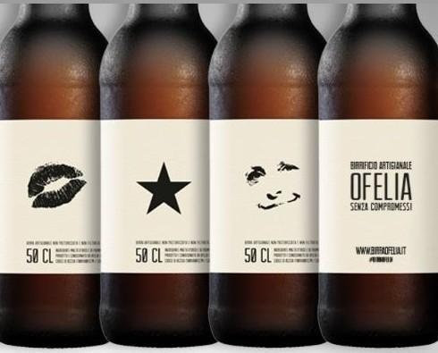 Birra con alcol. Bottiglie di Birra con alcol. Birre artigianali