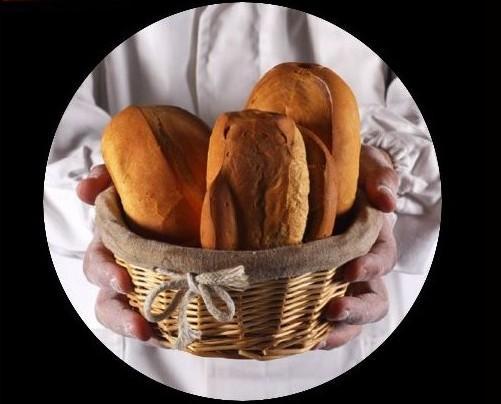 Pane con farina di kamut. Il pane buono come quello di una volta.