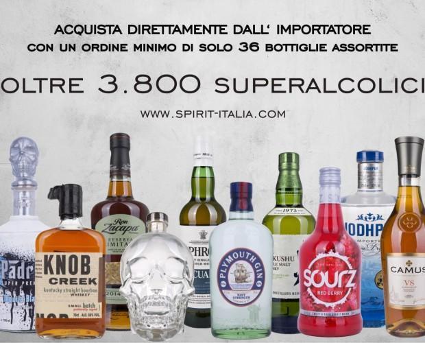 Cover Spirit Italia. vieni a visitare il nostro sito: www.spirit-italia.com