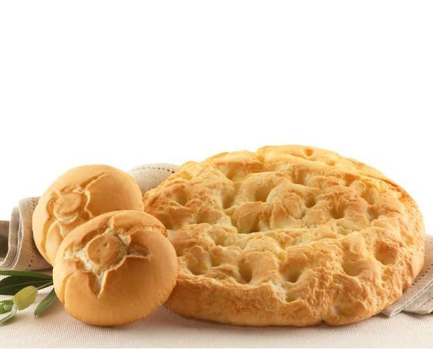 Pane Congelato.Prodotti di qualità.