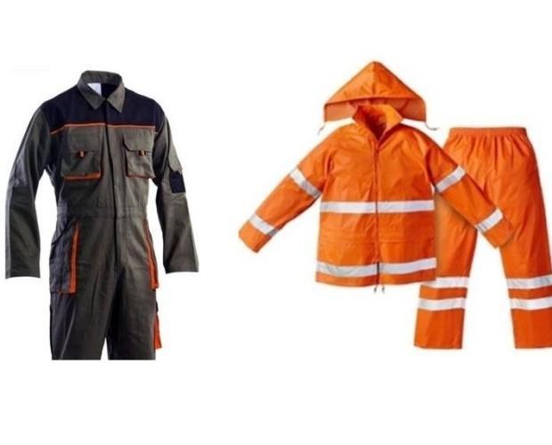 Abbigliamento Professionale. Possibili personalizzazioni.