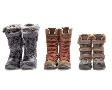Scarpe. Le nostre collezioni invernali.