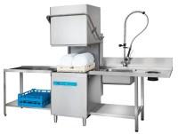 Lavastoviglie per uso industriale