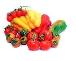 Verdura Fresca.Produzione locale e sempre di alta qualità