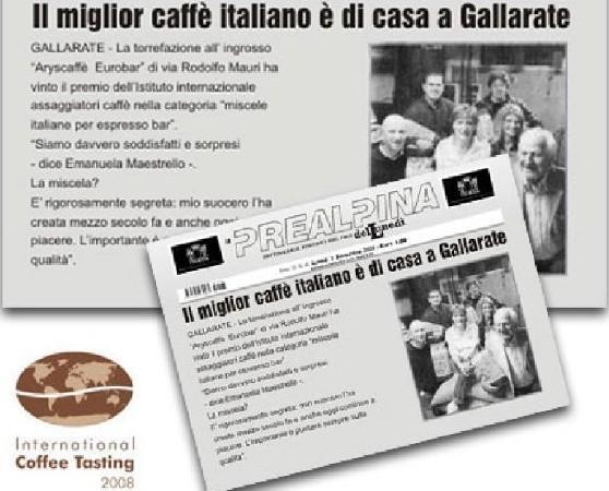 Press Gallery. Premio Internazionale 2008