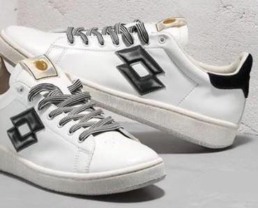 Sneaker Lotto. Trendy e comode.