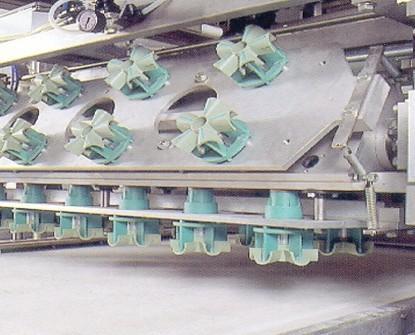 Impianti industriali. Macchine per la lavorazione automatica.
