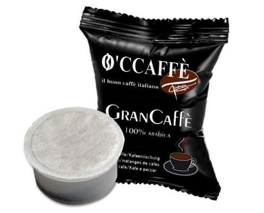Miscela in capsule. Miscela in capsule Gran Caffè