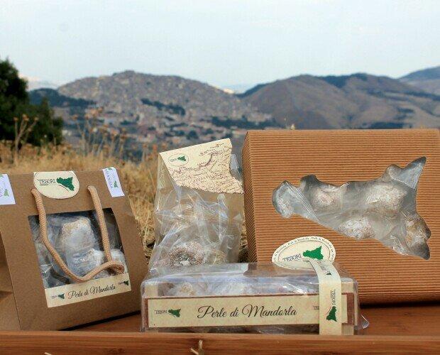 Mandorle.Le Paste Di Mandorla che garantiscono un profumo unico apprezzato in tutto il mondo.