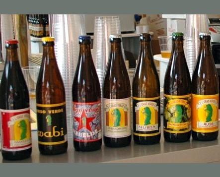 Birra Artigianale. Produzione di alta qualità.