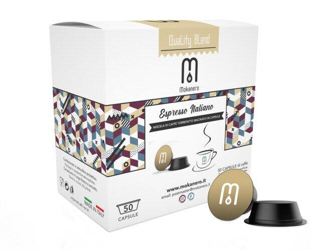 Box capsule. Box 50 capsule Lavazza A MODO MIO