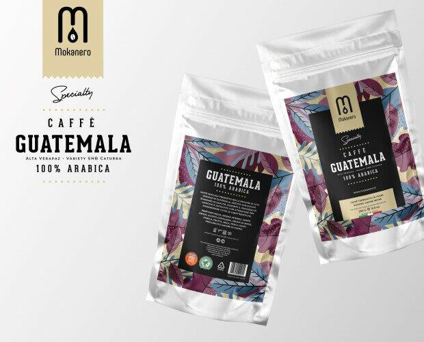 Caffè Guatemala. Caffè Guatemala-100% arabica, busta da 250g