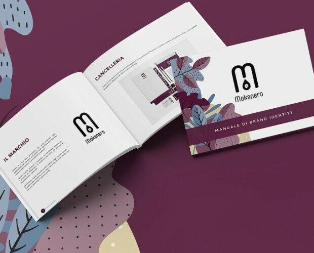 Il nostro marchio. Studio del marchio e brand identity