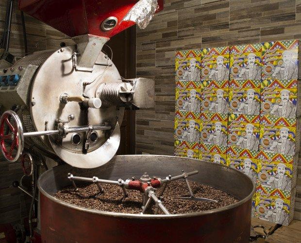 Caffè in Capsule.Caffè tostato artigianalmente.