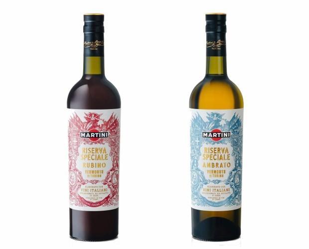 . Martini Riserva Speciale Ambrato e Rubino