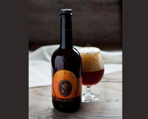 Birra artigianale. La Rossa.