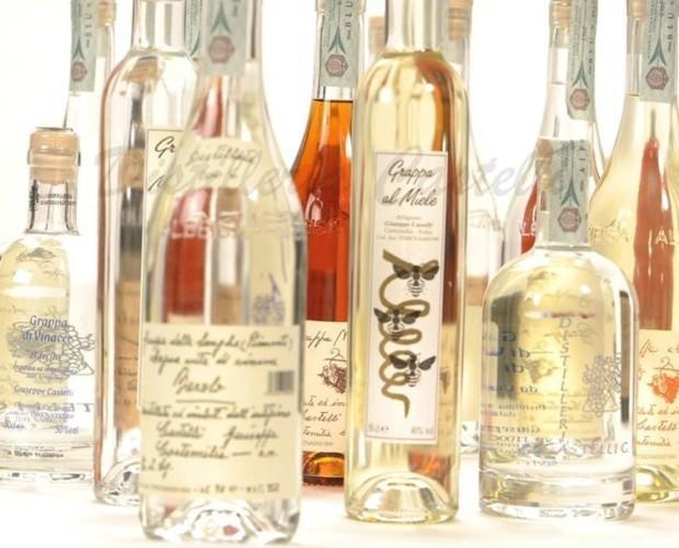 Liquori. Grappa. Produzione di altissima qualità dal 1963