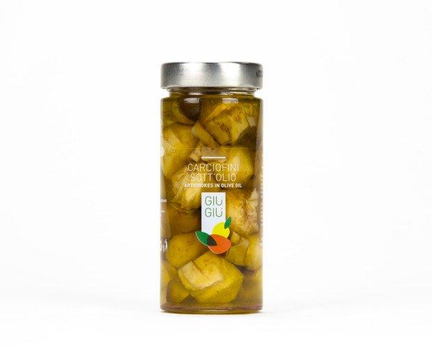 0075045. Le conserve di verdure Giù Giù sono realizzate nel rispetto dell'ambiente e dei consumatori, regalando alle persone il piacere di gustare la verdura...