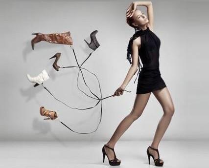Distribuzione calzature. Vasto assortimento, solo aziende Italiane