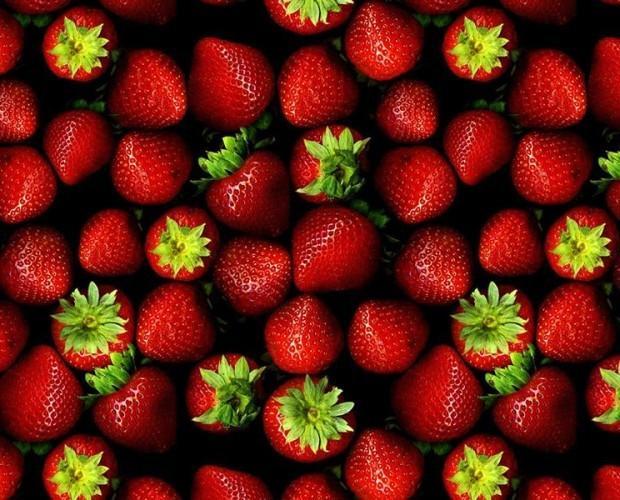 Fragole. Frutta fresca di qualità.