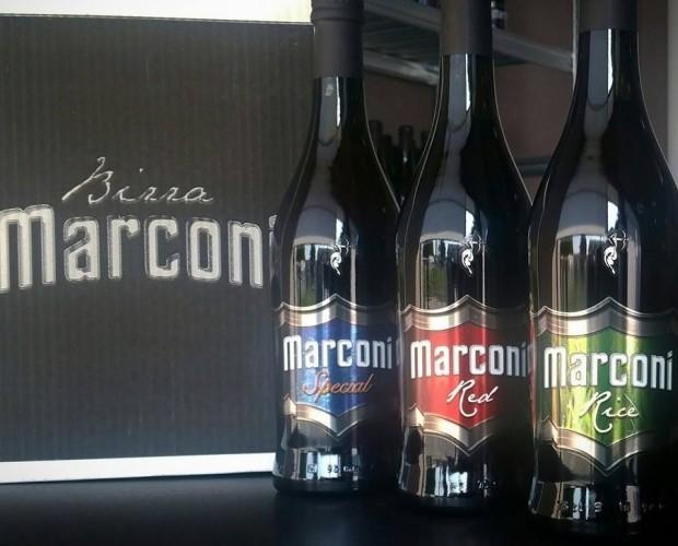 Birra con alcol. Bottiglie di Birra con alcol. Produzione di birra di alta qualità.