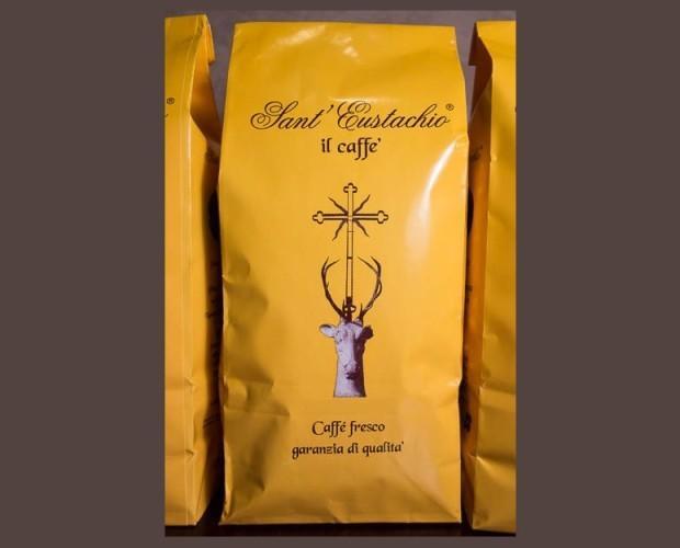 Caffè in grani. Miscela in grani San'Eustechio