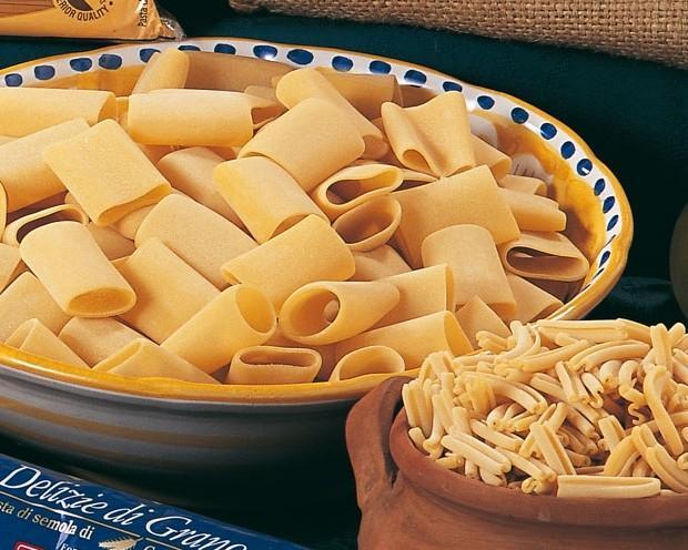 Più di 100 formati di pasta. Si è aggiunta anche la linea riso!