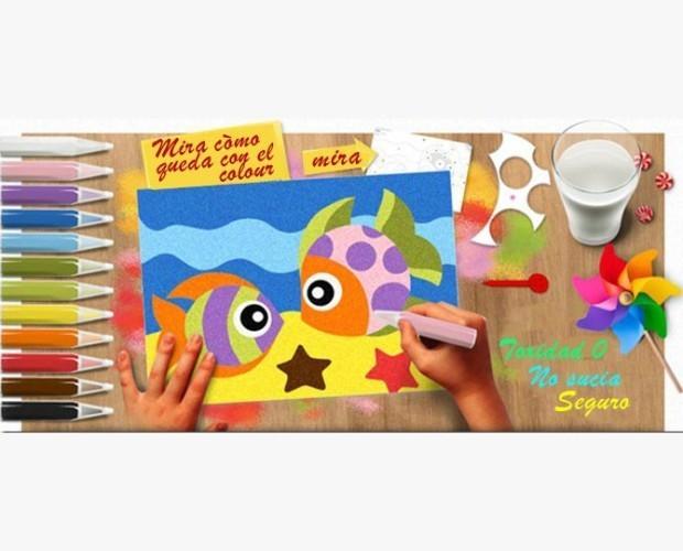Sabbiarelli. Giochi creativi per bambini